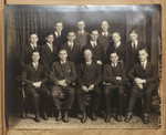 Victoria College Athletic Union Executive, 1922-1923