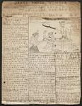 The Annesley Hall Annex [Undergraduate newspaper manuscript] -Volume 1, Issue 1