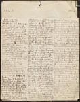 The Annesley Hall Annex [Undergraduate newspaper manuscript] - Volume 1, Issue 4