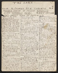 The Annesley Hall Annex [Undergraduate newspaper manuscript] - Volume 2, Issue 5