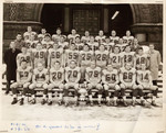 [Victoria College Football Team, Mulock Cup Champions, 1964]