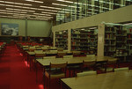 [Reference room, Victoria University Library]