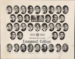 1959-1960, Graduating Class Emmanuel College