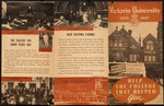 "Brochure, ""Victoria University - Help the College That Helped You"""