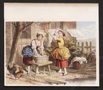 [The washerwomen].