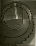 [Wymilwood staircase and mobile, 1981]