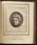Medusa. From a Gem in the Collection of His Grace the Duke of Marlborough.