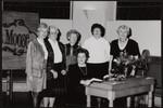 Members of VWA at benefit concert for  bursary fund