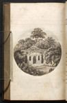 The Grotto at Amwell - [Frontispiece to Epistles].