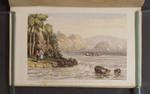 Braganza Shore at Rio Janiero, S. America.