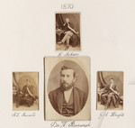 [Students of Class of 1870, Victoria College]