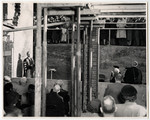 Laying of cornerstone at Wymilwood