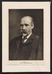 Photographic portrait of A.P. Coleman by Adolf Eckstein Verlag.