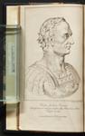 Caius Julius Caesar. Assassinated 44 years before the Christian Aera. Virgil: aet. 26.