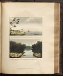 The Military Post Vreedenburgh, at the Marawina. View of the three Encampments at the Wana Creek. [Colour Version]