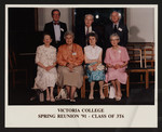 Victoria College Spring Reunion 91 - Class of 3T6