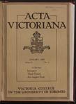 Acta Victoriana 53 : 4