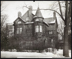 Exterior of the President's House, 71 Queen's Park, Victoria University