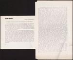 Dramatic Society reviews - Acta Victoriana clippings