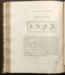 [Head-piece to] Fragment Second, Physiological Miscellanies. Additions. A. [in Volume III of] Essays on physiognomy designed to promote the knowledge and the love of mankind.