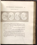 [Head-piece to] Fragment Second, Physiological Miscellanies. Chap. I. Of the Temperaments. Addition D. [in Volume III of] Essays on physiognomy designed to promote the knowledge and the love of mankin