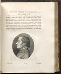 [Illustration to] Fragment Second, Physiological Miscellanies. Chap. I. Of the Temperaments. Addition O. [in Volume III of] Essays on physiognomy designed to promote the knowledge and the love of mank