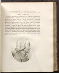 [Illustration to] Fragment Second, Physiological Miscellanies. Chap. I. Of the Temperaments. Addition Q. [in Volume III of] Essays on physiognomy designed to promote the knowledge and the love of mank
