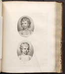 [Illustration to] Fragment Second, Physiological Miscellanies. Chap. IV. Of Youth and Old Age. Addition E. Two Boys. [in Volume III of] Essays on physiognomy designed to promote the knowledge and the