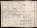 Map of Polynesia.