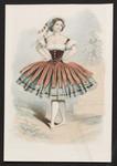 [The ballet dancer].