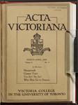 Acta Victoriana 53 : 6