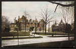 Annesley Hall, Womens Residence, Victoria College, Toronto