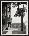 East entrance to Victoria College, Toronto
