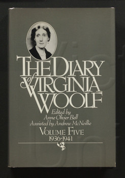 The diary of Virginia Woolf