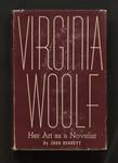 Virginia Woolf : her art as a novelist