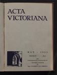 Acta Victoriana 57 : 6