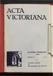 Acta Victoriana 56 : 4