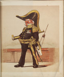 Army and navy drolleries. Plate II