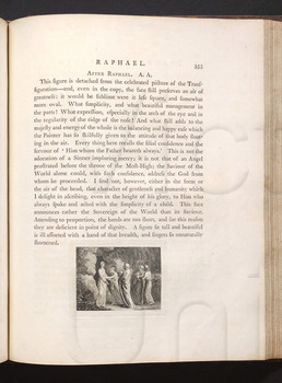 [Illustration to] Fragment Fifteenth. After Raphael. A. A.