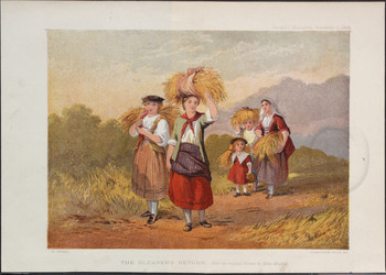 The gleaners return.