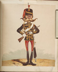 Army and navy drolleries. Plate XVIII