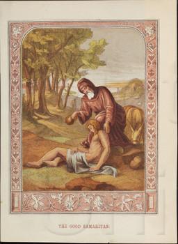 The good samaritan.