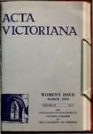 Acta Victoriana 59: 5