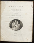 Title-Page - Lectures on painting, delivered at the Royal Academy March 1801.