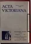 Acta Victoriana 59 : 7