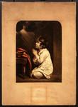 The infant Samuel [art reproduction].