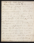 [A recounting of conditions and events in San Domingo at the time of the slave insurrections] : [as told to George Cumberland by Sir George Dunbar].
