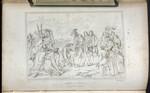 Landing of Charles II = Débarquement de Charles II.