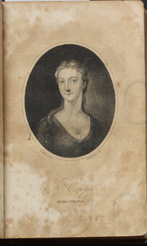 Mrs. Cowper. Mother of the Poet