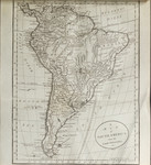 A MAP of SOUTH AMERICAN from the Latest Discoveries.